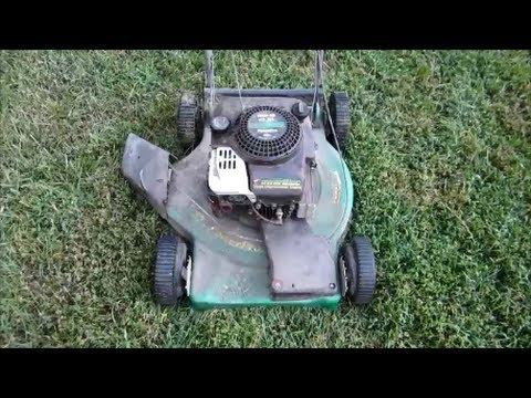 Powerpro 22 Lawn Mower 4 5hp Briggs Amp Stratton Quantum