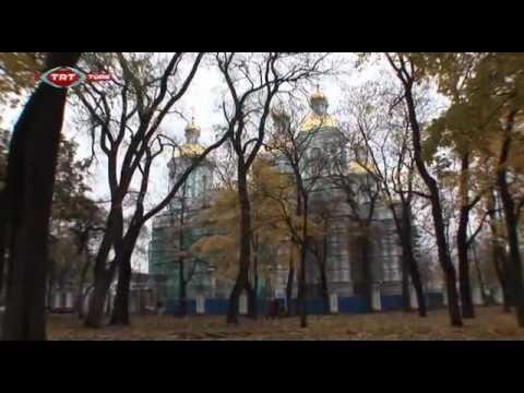 Kentler ve Gölgeler - St. Petersburg - Dostoyevski