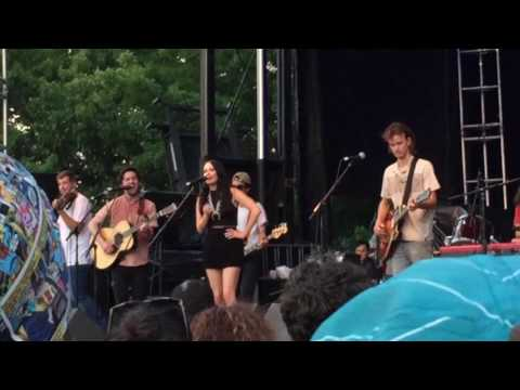 Conor Oberst & Kacey Musgraves - Back on the Map - Brooklyn, June 11, 2016