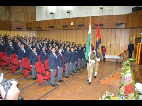 CBI India XIX Batch (Training)  Passing Out Parade