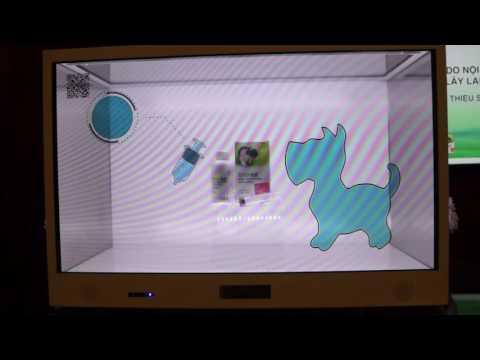 MAGIQ Box Interactive Presentation in Vietnam
