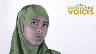 Zamzam Ahmed - Green Card Voices