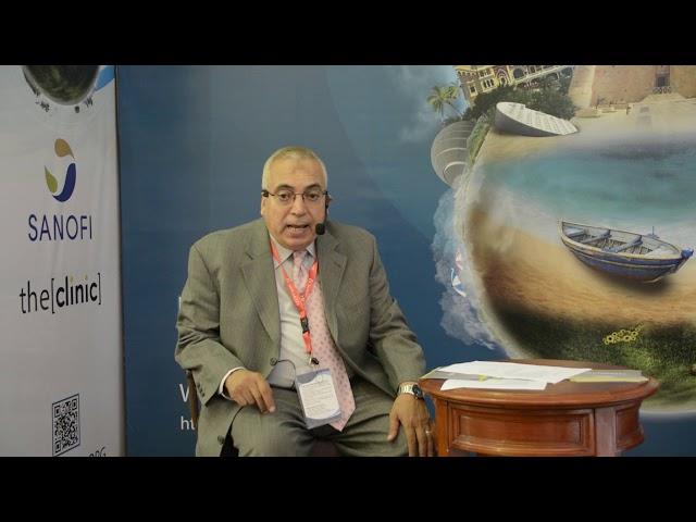 الأستاذ الدكتور طلعت عبد العاطى يتحدث عن أسباب هبوط مستوى السكر