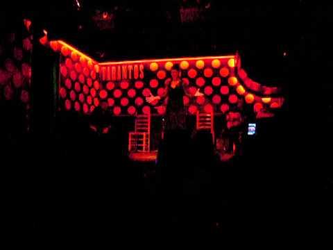 Flamenco singing in Barcelona