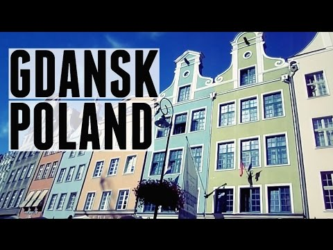 Travel Vlog   Gdansk, Poland   Angelina Hartman