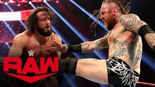 Aleister Black vs. Tony Nese: Raw, Dec. 2, 2019