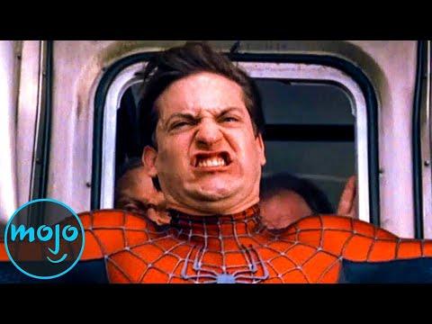 Top 10 Spider-Man Movie Saves