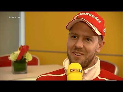 """Vettel: """"Beim Rassenmähen komme mich runter""""  Privat Interview.    Formel 1"""