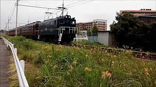 秩父鉄道:SL秩父川瀬祭号・回送 2012.07.20
