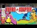 Rusto Turbo + Yellow Adapter + Lorax Wall