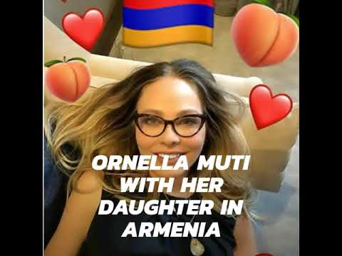 By NEWS.am STYLE. Ornella Muti with her daughter in Armenia