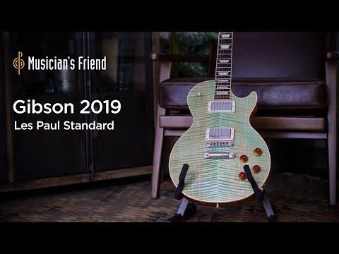 Gibson 2019 Les Paul Standard Electric Guitar Demo