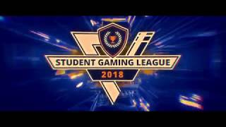 Trailer Student Gaming League 2018