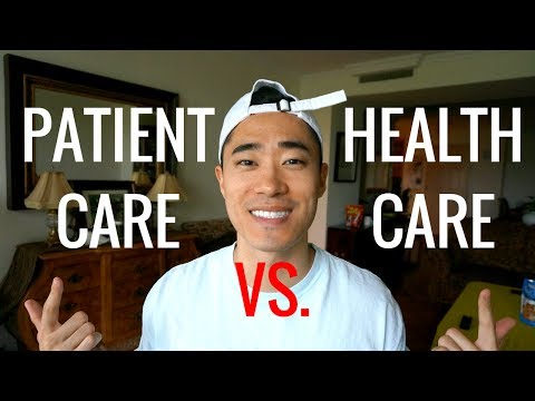 Pre-PA   PATIENT CARE VS. HEALTH CARE EXPERIENCE!