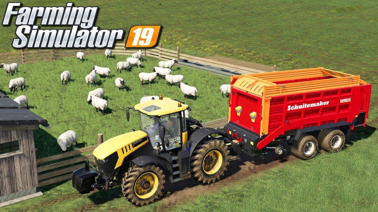 Hodowla owiec - Farming Simulator 19 | #51