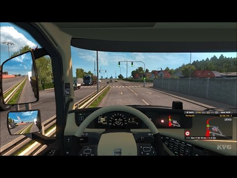 Euro Truck Simulator 2 - Heavy Cargo - Gameplay (PC HD) [1080p60FPS]