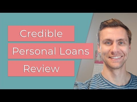 Credible Personal Loans Review (2019) | Loan Marketplaces... Good Or Evil?