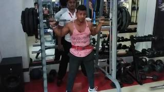 Subrata Ghosh body building