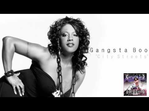Gangsta Boo - City Streets (Produced By Drumma Boy)