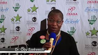 Oby Ezekwesili, Fela Durotoye, Sunny Neji, IK, Yomi Casual, Funny Bone, Others Review Power of 1