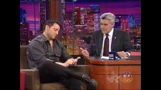 """Matt LeBlanc Interview on The Tonight Show with Jay Leno 2013"""