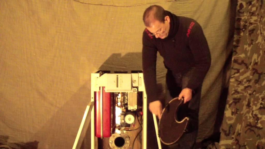 Reparar caldera gasoil video jsm tutorial limpieza - Calderas roca gasoil ...