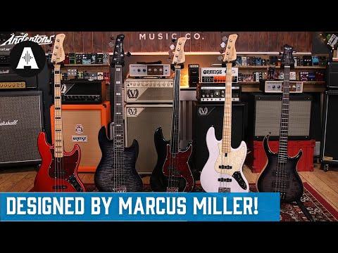 New Pickups, New Necks, Same Value! Sire Marcus Miller v2 Bass Guitars