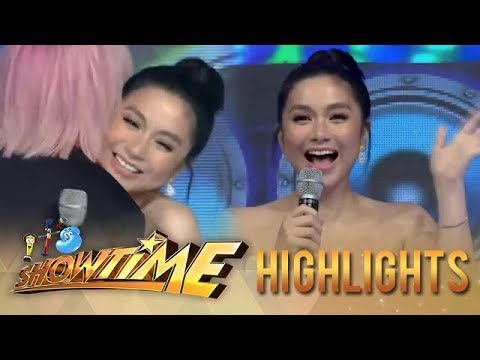 It's Showtime: Welcome back, Mariel!