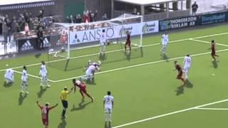 Höjdpunkter: Östersund vann rysarmatch mot Assyriska - TV4 Sport