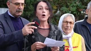 Gambar cover Kezban Ana'nın oturma eylemine PSAKD Kartal Şubesi destek verdi