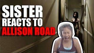 Allison Road Sister Reaction