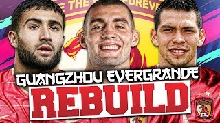 REBUILDING GUANGZHOU EVERGRANDE!!! FIFA 19 Career Mode (IN EUROPE)