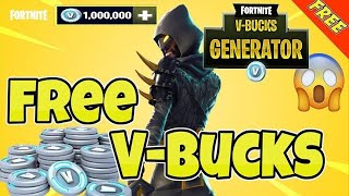 Earn Free V-Bucks in Fortnite Seasons 10 no human verification - New Method⭐🔥⭐