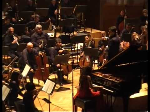 Nareh Arghamanyan: Khachaturian - Piano Concerto, Part 2