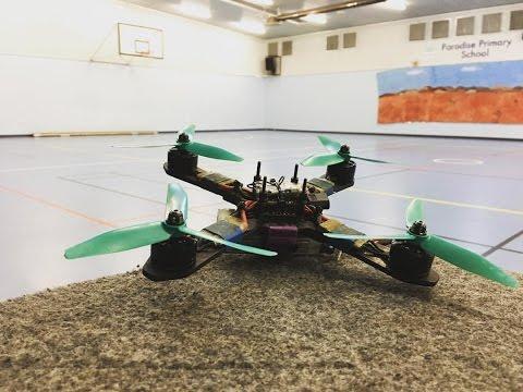 Crazy 3D Drone!