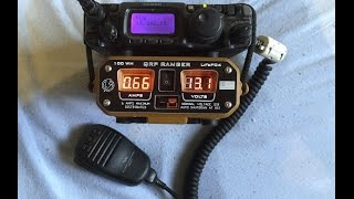 Hardened Power QRP Ranger and Yaesu Ft 817 and Small Antenna - Contest 06.08.2016(, 2016-08-06T17:55:23.000Z)