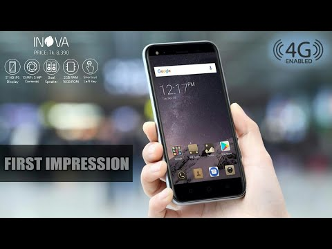 Symphony INOVA Full Review | Best 4G Phone in Low Price | কম দামে ভালো 4G -  Android ফোন