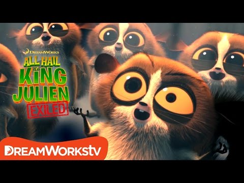 The Mort Identity | ALL HAIL KING JULIEN EXILED - YouTube