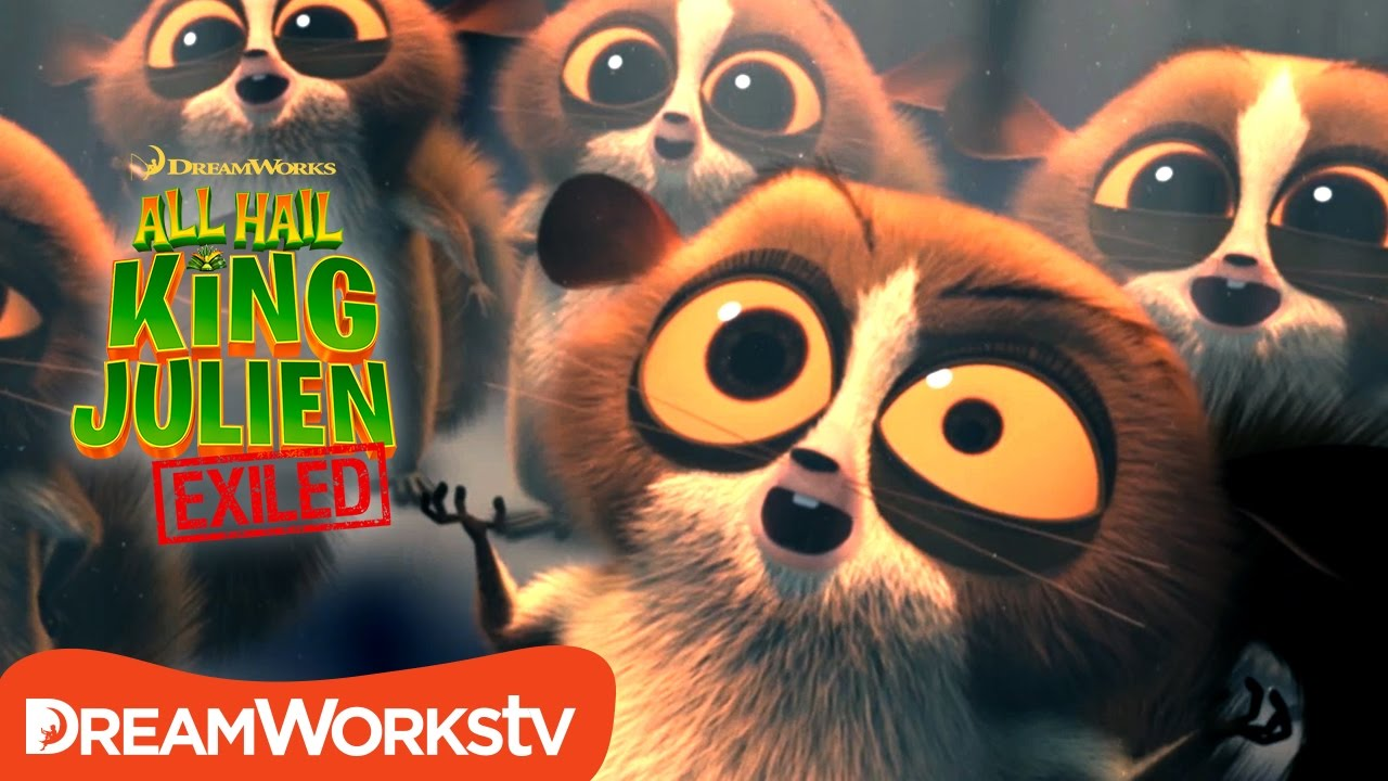 Download The Mort Identity | ALL HAIL KING JULIEN EXILED