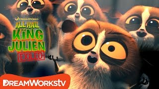 The Mort Identity | ALL HAIL KING JULIEN EXILED