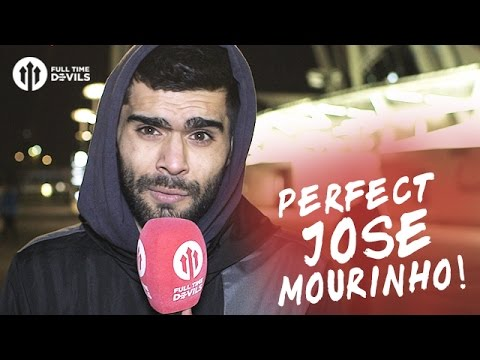 Perfect Jose Mourinho! | West Ham United 0-2 Manchester United | REVIEW
