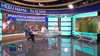 Među nama 24.10.2019 - Slobodan Georgiev, Kaliopi, Maja i Marko Louis
