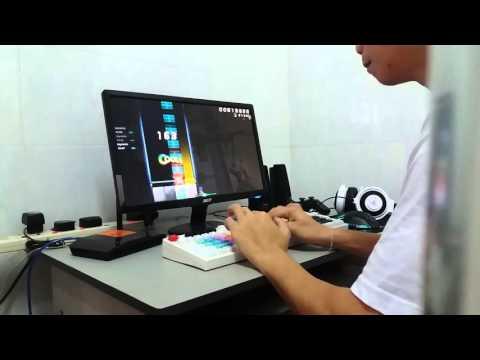 [Osumania] 4K Jackhammer Training] Miracle Sympho X - S 98.15%