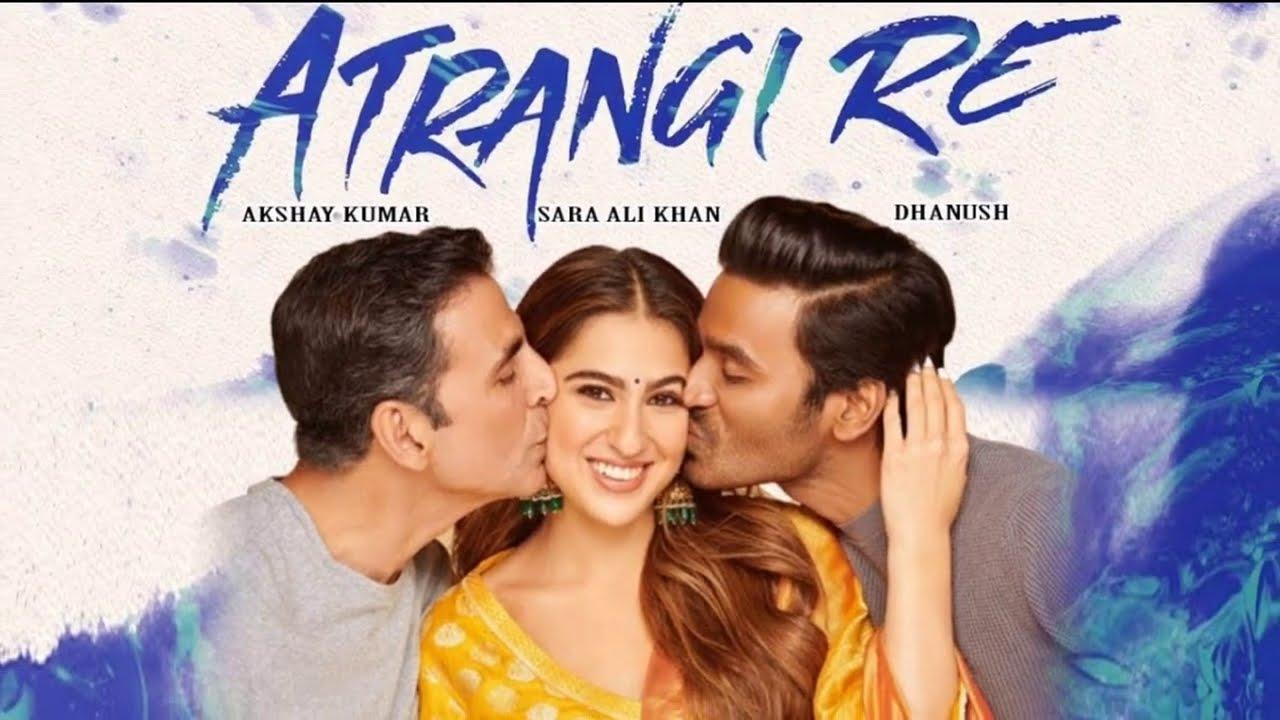 Download Atrangi Re 2021 hd print Full Movie filmyzilla720p 1080p