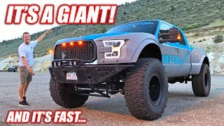Download Meet the F-350 MEGA-RAPTOR! (Caution: Puts All Other Ford Raptors To Shame) Mp3 and Videos