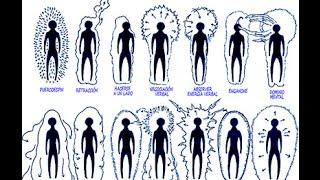 Larvas astrales portadores de negatividad