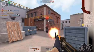 Crime Revolt - Online FPS (PvP Shooter) Android Gameplay #9 (NEW SWAT ARMOR) screenshot 2