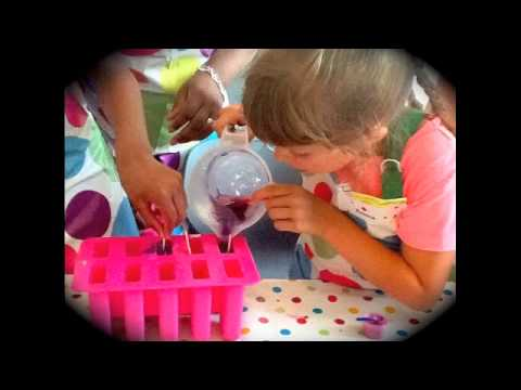Soap making parties for kids youtube for Soap craft for kids
