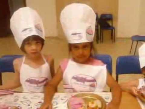 corso di cucina per bambini a roma - il mondo di miki - gruppo ii ... - Corsi Di Cucina Per Bambini Roma