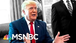Trump Blames Obama Amid Reports Of Migrant Children In Deplorable Conditions | The 11th Hour | MSNBC